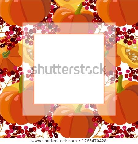 сезон · продажи · вектора · дизайна · осень · венок - Сток-фото © tasipas