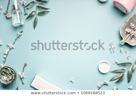 Beauty care concept Stock photo © Anna_Om