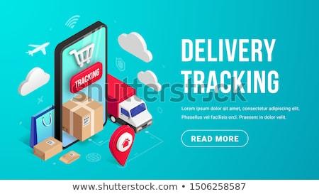 iconen · vector · web · mobiele · afdrukken - stockfoto © -talex-