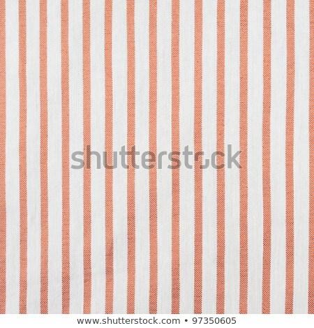 striped cloth macro Stock photo © pancaketom