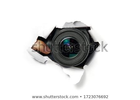 Paparazzi objeto grupo sucesso pessoa apoiar Foto stock © Paha_L
