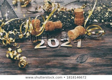 новых лет Рождества дизайна аннотация Сток-фото © antoshkaforever