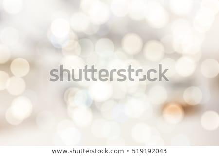 расплывчатый фары свет фон оранжевый цвета Сток-фото © chrisbradshaw