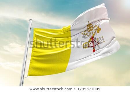 政治的 フラグ バチカン 世界 国 ストックフォト © perysty