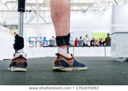 Bionic Leg Stock photo © michelloiselle