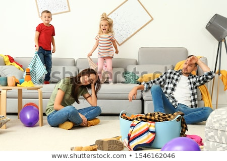 Mischievous Stock photo © ozgur
