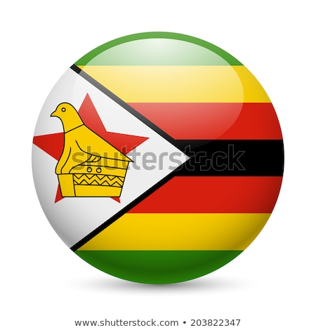 Button Zimbabwe Stock photo © Ustofre9