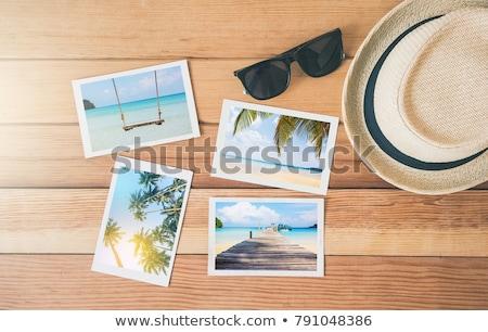 Immediato foto spiaggia sabbia mare shore Foto d'archivio © neirfy