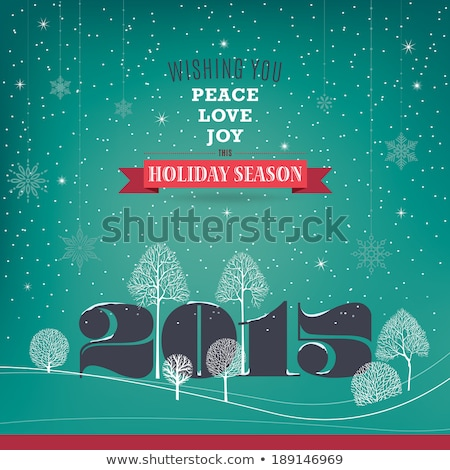 平和 愛 喜び デザイン 抽象的な ストックフォト © isveta