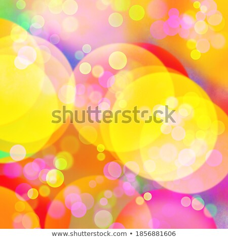 Stock photo: abstract artistic diwali golden text