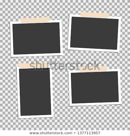 vector camera white background Stock photo © mOleks
