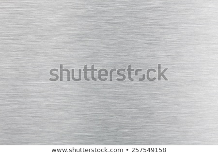 Aluminium texture plaque modèle horizons fer Photo stock © njnightsky