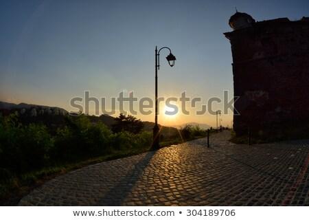 башни · Солнечный · лет · день · gsm · небе - Сток-фото © pixachi