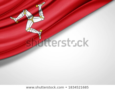 United Kingdom and Isle of Man Flags Stock photo © Istanbul2009