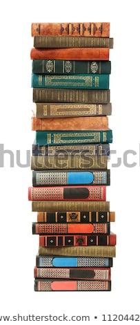 Big stack of books stock photo © Paha_L