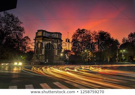Turin Triumphal Stock photo © claudiodivizia