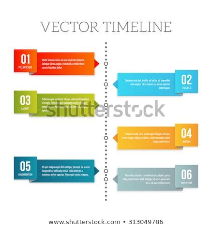 business · brochure · sjabloon · ruimte · tekst · abstract - stockfoto © SArts