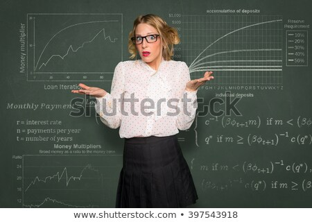 Investment Struggle Stock photo © Lightsource