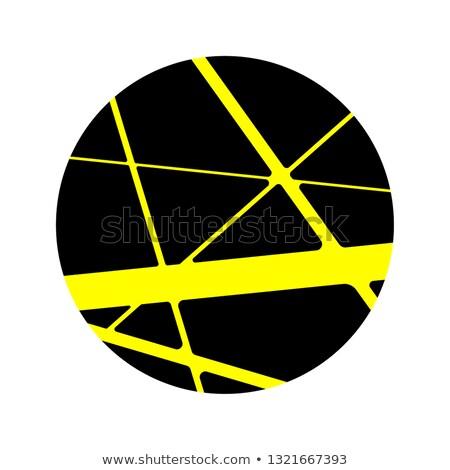Kostbaar steen poster mineraal vorm Stockfoto © robuart