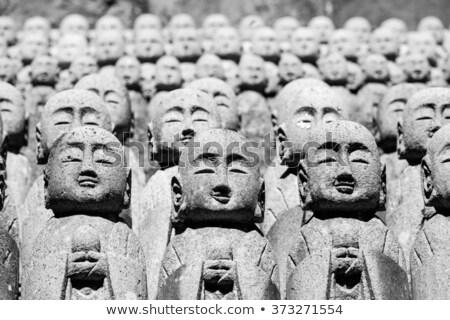 mano · mediación · detalle · estatua · stock - foto stock © smithore