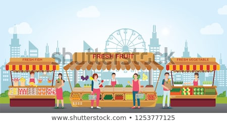 fish market food Stock photo © jarp17