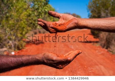 Aborigine Stock photo © RAStudio