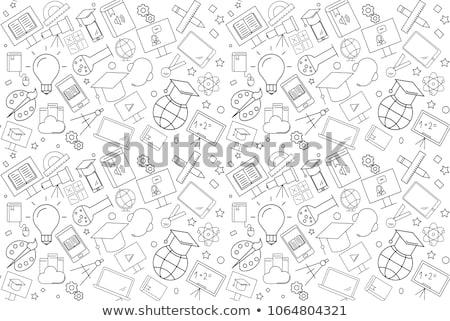 ambição · escrito · branco · peça · papel · futuro - foto stock © maxmitzu