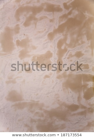 gesso fresh plaster texture in stucco wall stock photo © lunamarina