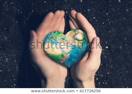 We care about our planet Stock photo © vizarch