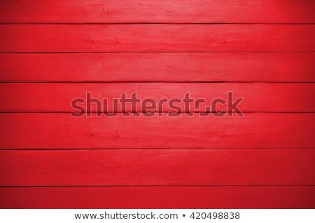 Piros fából készült forgács organikus textúra absztrakt Stock fotó © MiroNovak