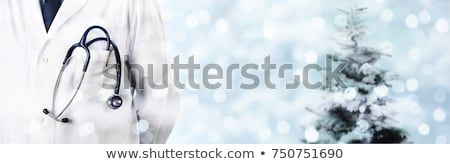 Holiday Medical Care Stock photo © Lightsource