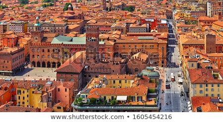 Bologna old town Stock photo © benkrut