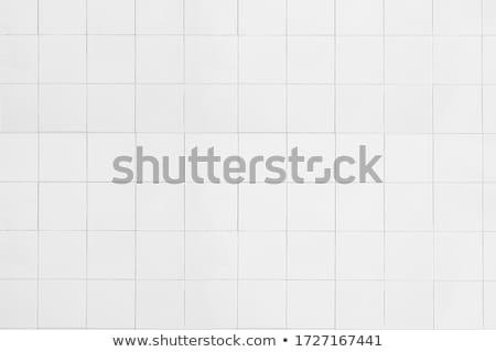 White tiled floor  Stock photo © Digifoodstock