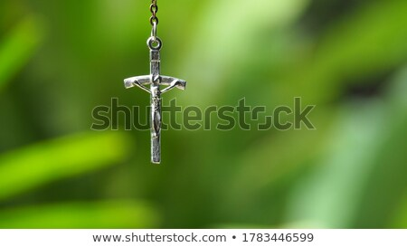 Religious pendant Stock photo © Vectorex