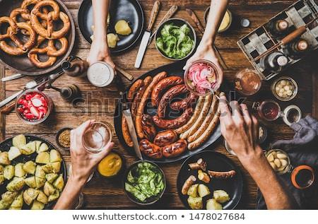 German Cuisine Stock photo © Lightsource