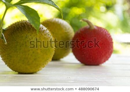 sudeste · Asia · frutas · bebé · amargo · dulce - foto stock © bigbubblebee99
