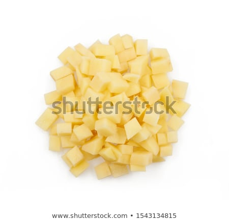 patates · beyaz · taze · patates · yalıtılmış - stok fotoğraf © digifoodstock