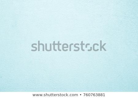 Niebieski pastel akwarela tkanka papieru wzór Zdjęcia stock © balasoiu
