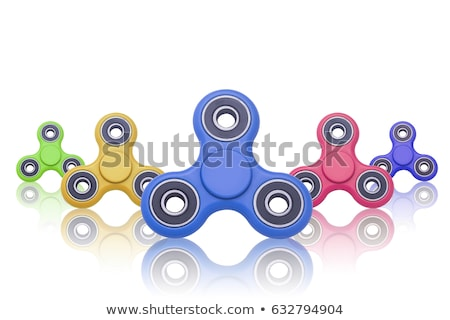 fidget hand spinner Stock photo © studiostoks