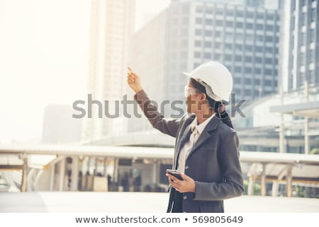 Two female architects working Stock photo © IS2
