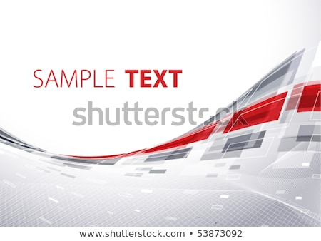 Abstract modern technology background, futuristic twirl design. Lines and circle structure elements Stock photo © designleo