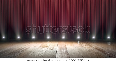 Stage Background Stock photo © almir1968