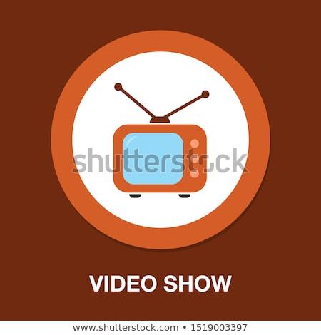 személyes · média · játékos · fejhallgató · fehér · technológia - stock fotó © get4net