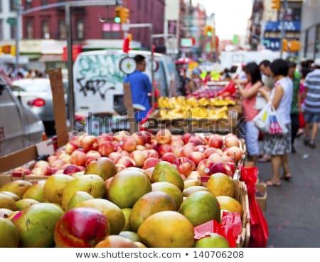 Zdjęcia stock: Chiny · miasta · Nowy · Jork · USA · sklep