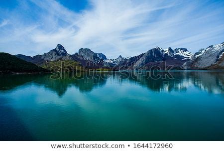 Lake Enol. Stock photo © asturianu