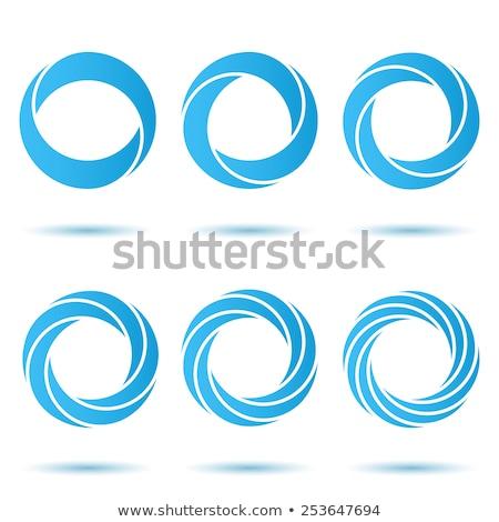 無限大記号 · シンボル · 3D · 効果 · 反射 · eps - ストックフォト © blaskorizov