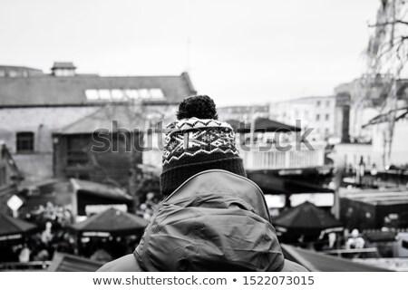 restaurant · Londen · groot-brittannië - stockfoto © nito