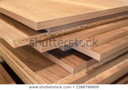 Texture bois construction sombre grunge Photo stock © FOKA