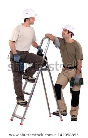 lavoratori · dita · foto · mano · lesioni - foto d'archivio © photography33
