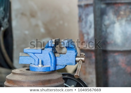 Bench Vice Stock photo © cosma